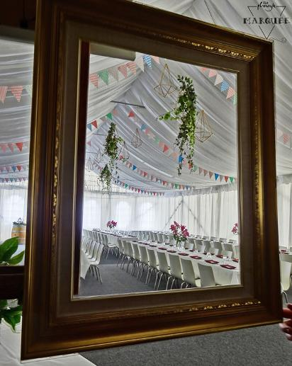 The Plough Marquee